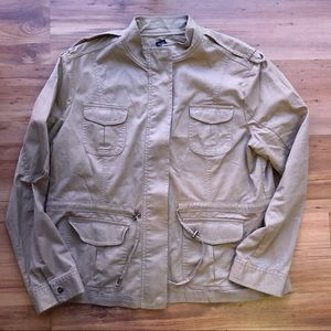 New York & Company Military Inspired Jacket